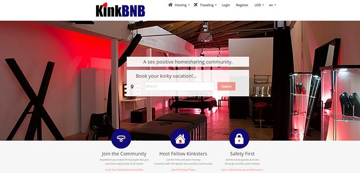 Louez des lieux insolites pour réaliser vos fantasmes les plus fous grâce à KinkBNB !