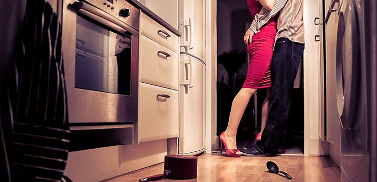 sexe cuisine